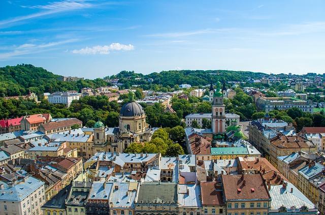 Lviv (Ukraine) As an Attractive IT Outsourcing Destination in 2021